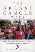 Cover for The Breast Cancer Wars