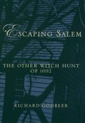 Cover for Escaping Salem