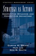 Cover for Strategy As Action