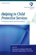 Cover for Helping in Child Protective Services