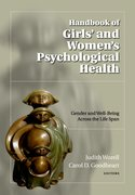 Cover for Handbook of Girls