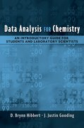 Cover for Data Analysis for Chemistry