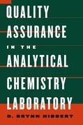 Cover for Quality Assurance in the Analytical Chemistry Laboratory