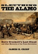 Cover for Sleuthing the Alamo