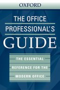 Cover for The Office Professional