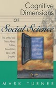 Cover for Cognitive Dimensions of Social Science