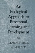 Cover for An Ecological Approach to Perceptual Learning and Development