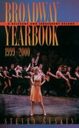 Cover for Broadway Yearbook, 1999-2000