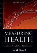 Cover for Measuring Health