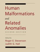 Cover for Human Malformations and Related Anomalies