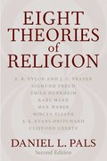 Cover for Eight Theories of Religion