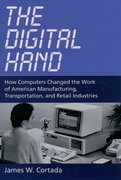 Cover for The Digital Hand