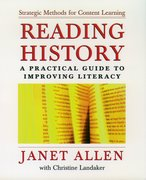Cover for Reading History