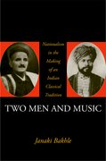 Cover for Two Men and Music
