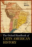 Cover for The Oxford Handbook of Latin American History