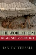 Cover for The World from Beginnings to 4000 BCE
