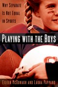 Cover for Playing With the Boys