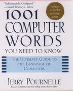 Cover for 1001 Computer Words You Need to Know
