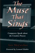 Cover for The Muse that Sings