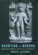 Cover for Haunting the Buddha