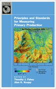 Cover for Principles and Standards for Measuring Primary Production