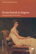 Cover for From David to Ingres