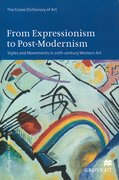 Cover for From Expressionism to Post-Modernism
