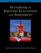 Cover for Handbook of Emotion Elicitation and Assessment
