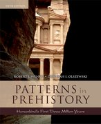 Cover for Patterns in Prehistory