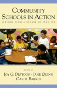 Cover for Community Schools in Action