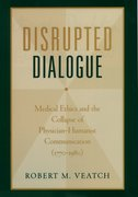 Cover for Disrupted Dialogue
