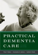 Cover for Practical Dementia Care
