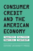 Cover for Consumer Credit and the American Economy