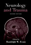 Cover for Neurology and Trauma