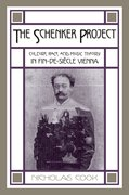 Cover for The Schenker Project