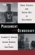 Cover for Punishment and Democracy