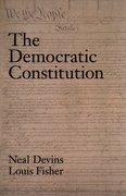 Cover for The Democratic Constitution