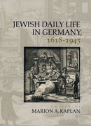 Cover for Jewish Daily Life in Germany, 1618-1945