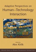 Cover for Adaptive Perspectives on Human-Technology Interaction
