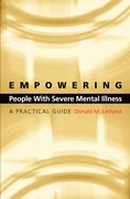 Cover for Empowering People with Severe Mental Illness