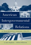 Cover for American Intergovernmental Relations
