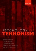 Cover for Psychology of Terrorism