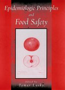 Cover for Epidemiologic Principles and Food Safety
