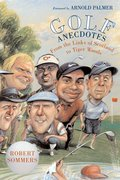 Cover for Golf Anecdotes