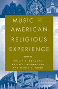 Cover for Music in American Religious Experience
