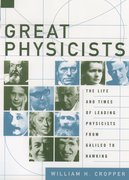 Cover for Great Physicists