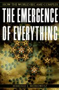 Cover for The Emergence of Everything