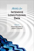 Cover for Models for Intensive Longitudinal Data