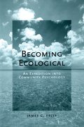 Cover for Becoming Ecological