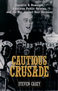Cover for Cautious Crusade
